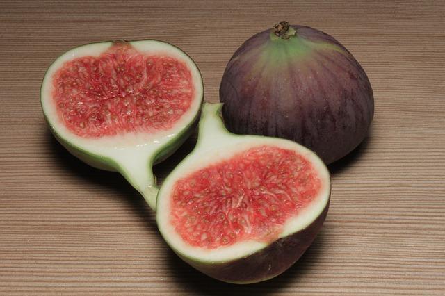calcium figs